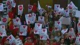 USA: Wisconsin jako bitevní pole