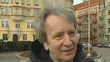 Hudebník Radek Tomášek