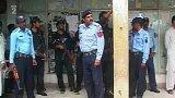 Zatčení duchovního v Pakistánu