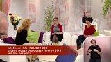 Těhotenství on-line - maminka Sandra Hrádková a MUDr. Zuzana Líbalová