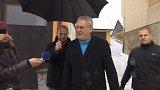 Miloš Zeman odpočívá na Vysočině. Dnes vyrazil na nákup a na poštu