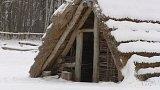 Výstavba keltské vesnice už rok stojí