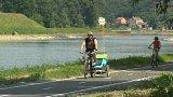 Středočeské Klecany a Prahu spojuje nová cyklostezka