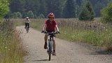 NP Šumava dokončuje cyklistickou magistrálu