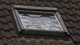 Planá nad Lužnicí stále uklízí škody po pondělním krupobití