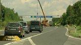 Dnes začala historicky nejdelší oprava na dálnici D5