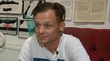 Alibi: Michal Burda, majitel tetovacího salonu
