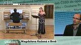 Magdalena Kožená v Brně