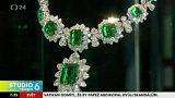 Výstava šperků Elizabeth Taylorové