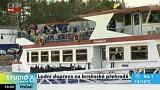 Lodní doprava na brněnské přehradě