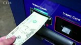 První bankomat s virtuální měnou