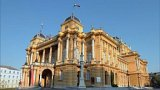 Národní divadlo v Záhřebu