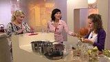 Vaření s Darinkou Sieglovou - jedlé dárky - 1. část