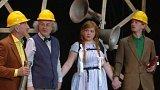 Divadelní novinky: Nový bleší cirkus