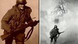 Voják jako fotograf