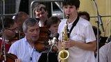 Česká filharmonie pod širým nebem