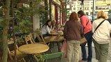V Berouně už za předzahrádky podnikatelé nebudou muset platit