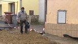 Rekonstrukce ulice  v centru ničí život obyvatelům Milevska