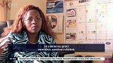 Automechanička z Kamerunu