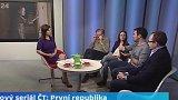 Nový seriál ČT: První republika