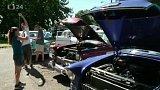 Kuba: taxi veteráni