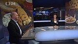 Češi si oblíbili rozvoz jídla - rozhovor