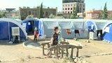 Kurdové na útěku před islamisty