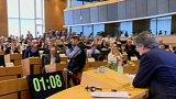 Vznik nové eurokomise provázejí potíže