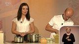 Velké vaření – tradiční regionální jídla – Ing. Andrea Závěšická a Olin Bezchleba - 2. část