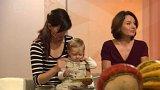 Týdenní seriál - znakování s miminky – Michaela Tilton + Pavlína Kapalová s dcerou Verunkou