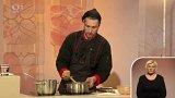 Vaření s Martinem Kinclem - 1. část + anketa