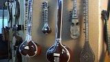 Expozice hudebních nástrojů