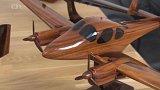 Sbírka modelů letadel