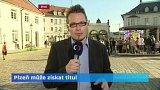 Plzeň může už dnes být fotbalovým mistrem