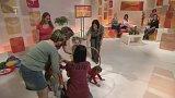 Cvičení s dětmi: Rozvoj smyslů a jemné motoriky