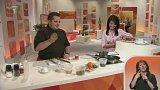 Vaření: Španělské jednohubky tapas - 2. část
