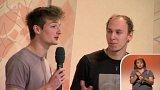 Netradiční výuka cizích jazyků - Jan Špatenka a studenti + anketa