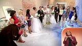 Svatební salón - závěr