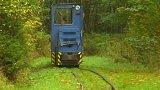 Poslední provozovaná průmyslová úzkorozchodná železnice v ČR