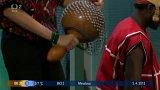 Hosté bubeníci z Afriky + ukázka