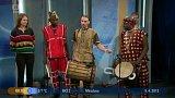 Hosté bubeníci z Afriky