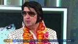Živý zpěv: V. Lichnovský alias Elvis Presley