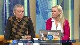 Hosté M. Markovič a Š. Vávrová + Vyhodnocení soutěže