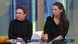 Hosté D. Nová a K. Zadrick + Vyhodnocení soutěže