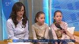 Hosté Helena Valo a dvojčata
