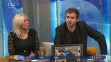 Hosté Kateřina Tomanová a Miroslav Hrabě + Vyhodnocení soutěže