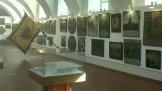 Výstava střeleckých terčů