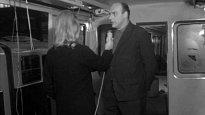 Pražská kronika: První vagon metra