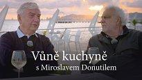 Vůně krétské kuchyně sMiroslavem Donutilem