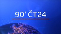 90' ČT24: Extrémní počasí aklimatické změny